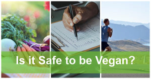 Is it Safe to be Vegan?