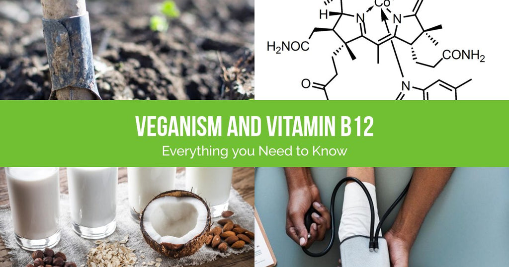 Veganism and Vitamin B12 - Everything you Need to Know