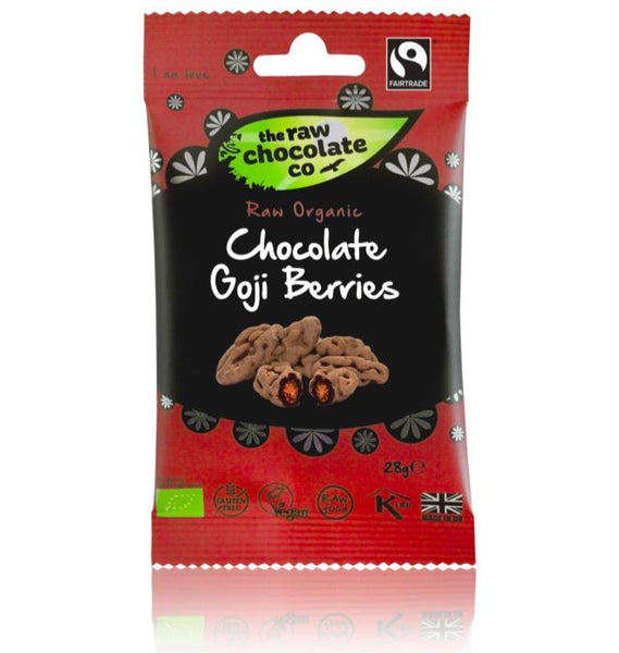 Raw Chocolate Co Goji Berries