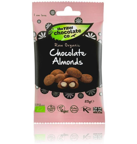 Raw Chocolate Co Almond Vegan Chocolate