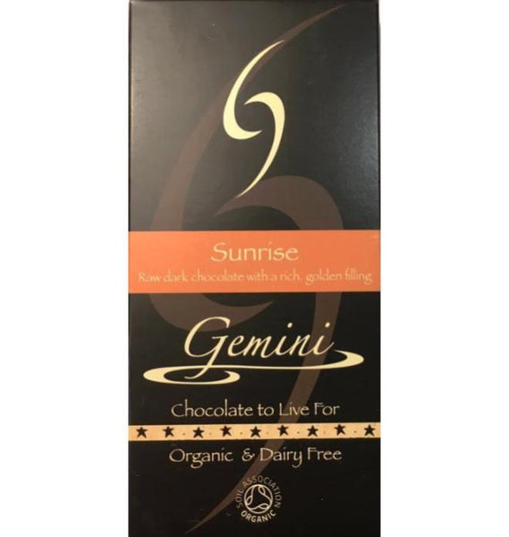 Gemini Sunrise Vegan Chocolate