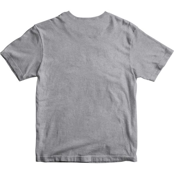 OUROBOROS HEATHER GREY TEE