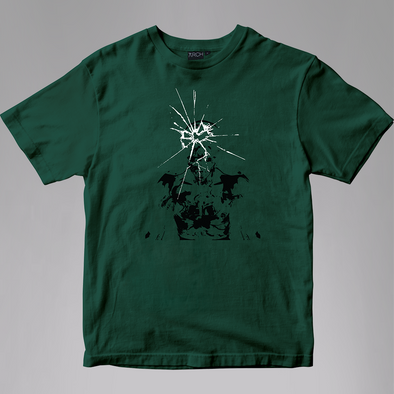 AMNESIA FOREST GREEN TEE