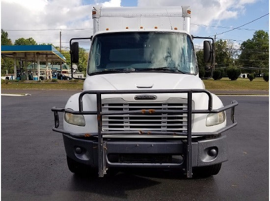 2004 FREIGHTLINER BUSINESS CLASS M2 106 BOX TRUCK - STRAIGHT TRUCK, DRY VAN