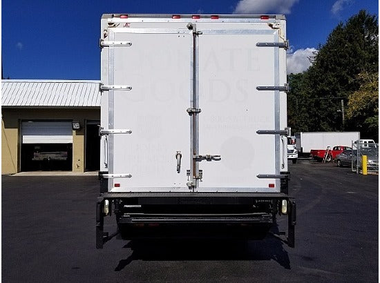 2009 GMC W5500 BOX TRUCK - STRAIGHT TRUCK