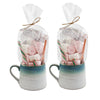 Luxury Hot Chocolate Mug Set - DISCOUNTED as past BBD, see description.