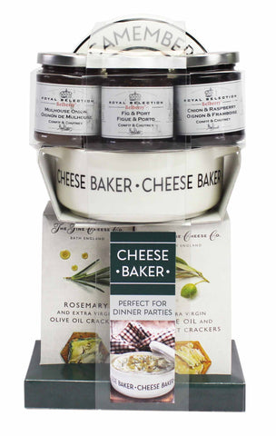 Cheese Baker Gift Set