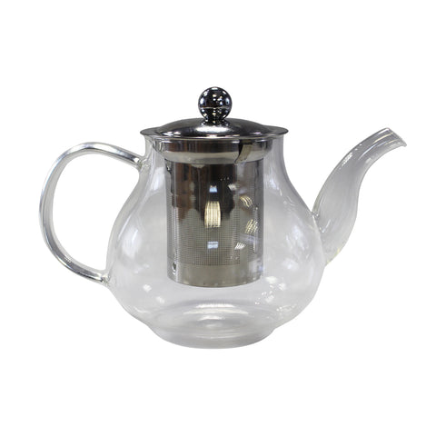 Glass Infuser Teapot