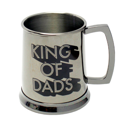 King of Dads Metal Mug