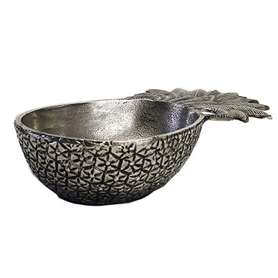 Pineapple Metal Bowl