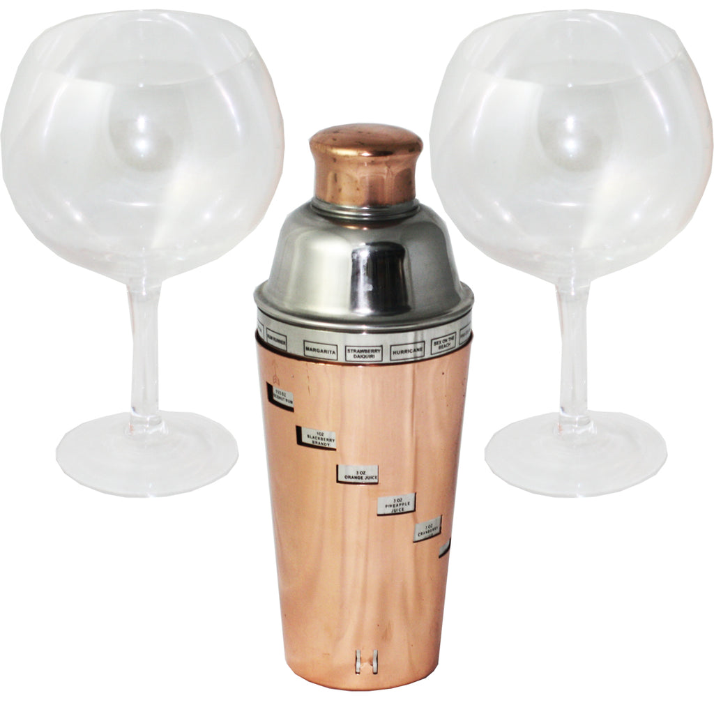 Rustic Recipe Cocktail Shaker