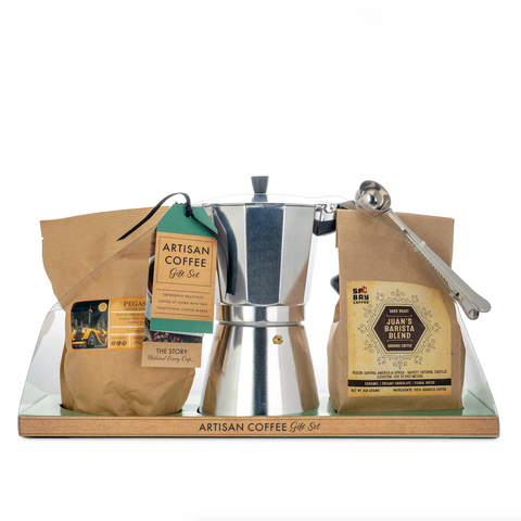 Artisan Coffee Gift Set