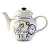 Time for Tea Ceramic Teapot