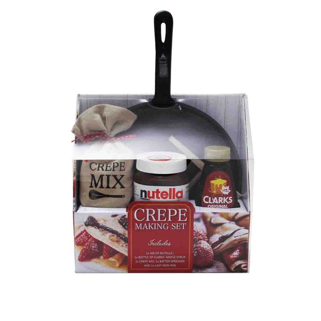 Crepe Pan Set from China Blue