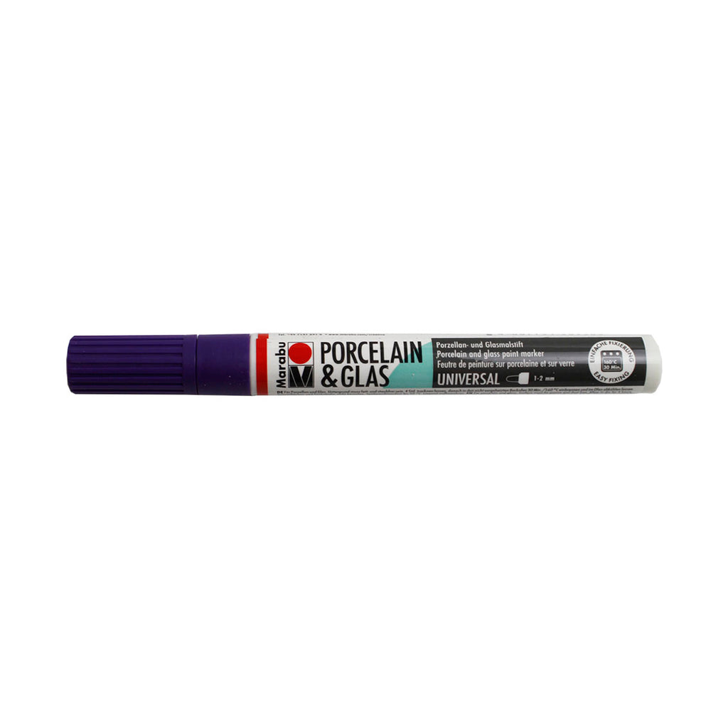 High-gloss Ceramic and Glass pen - Purple