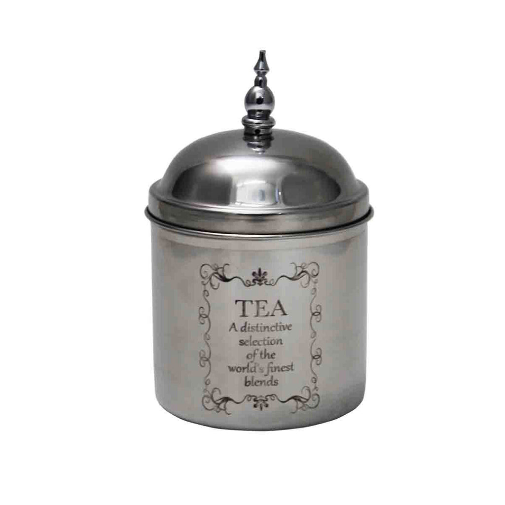 Tea Caddy from China Blue