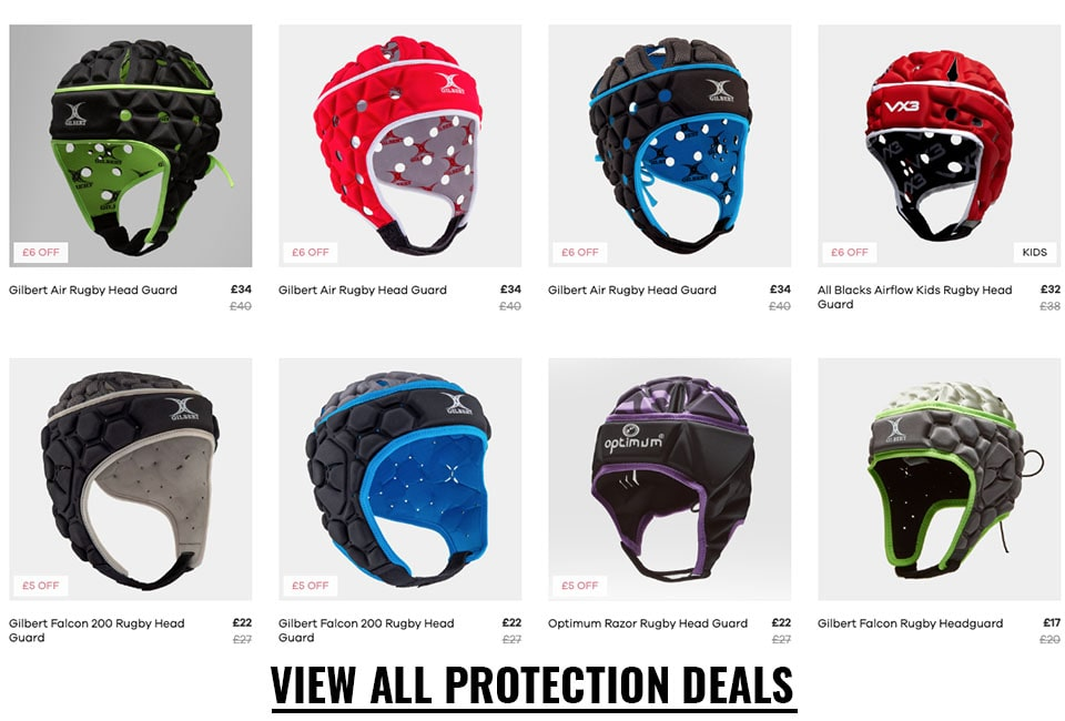 Black Friday Rugby Protection Deals