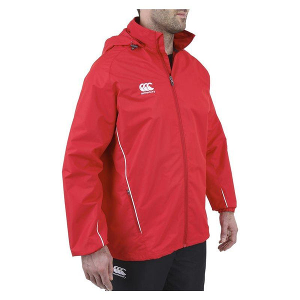Canterbury Team Full Zip Rain Jacket