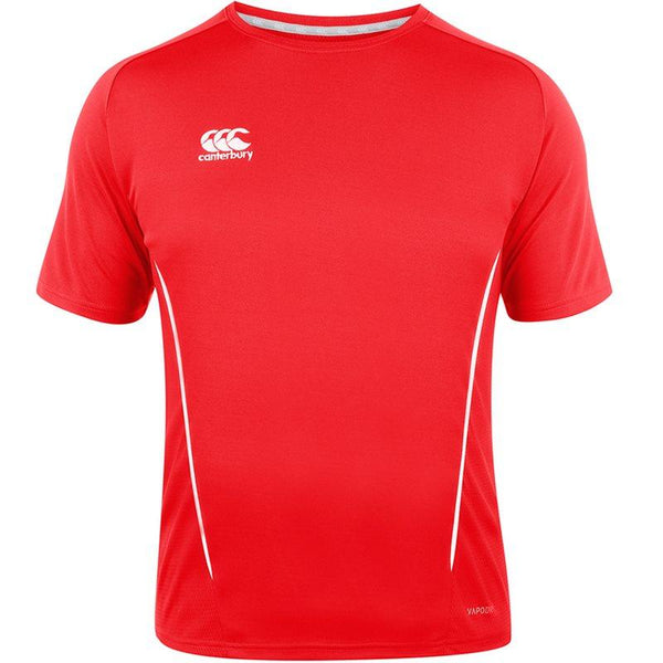 Canterbury Team Dry Tee - Flag Red