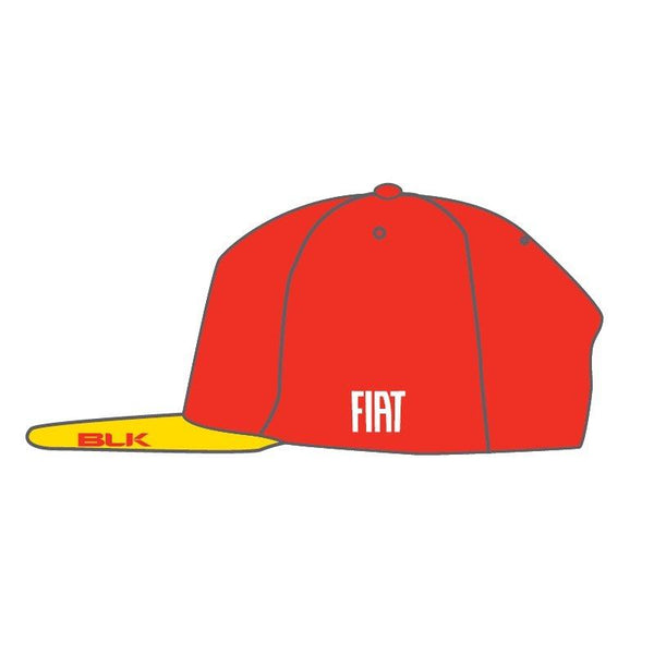 Gold Coast Suns On Field Flat Cap 2017