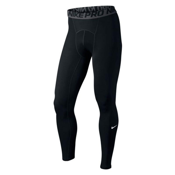 Nike Nike Mens Pro Dri Fit Tights - Black
