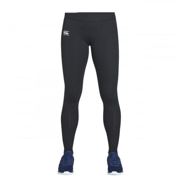 Canterbury Vapodri Full Length Ladies Tight - Jet Black