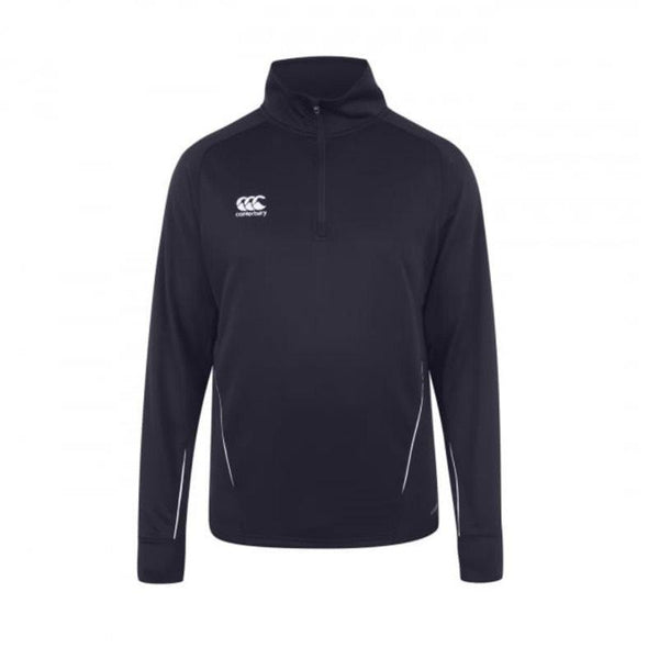 Canterbury Team 1/4 Zip Mid Layer Training Top - Navy