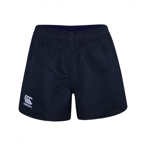 Canterbury Junior Professional Polyester Shorts 2016 - Navy