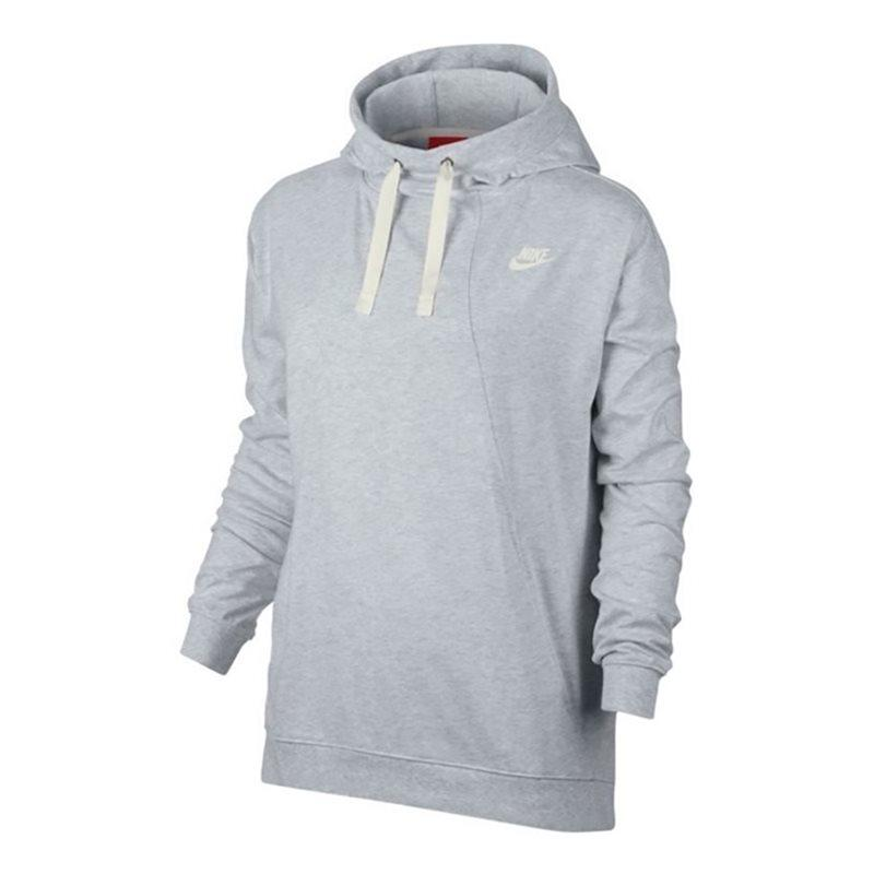 Ladies Gym CLC Hoodie - Birch Heather