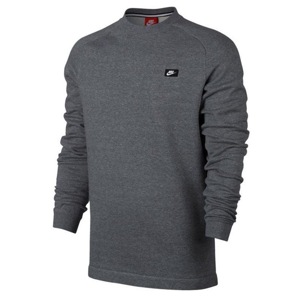 Nike Modern Crew Sweatshirt - Carbon Heather