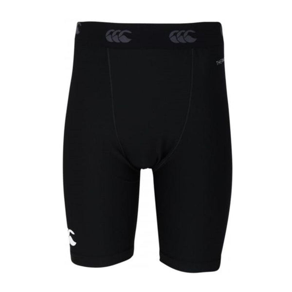 Canterbury Thermoreg Kids Baselayer Short - Black