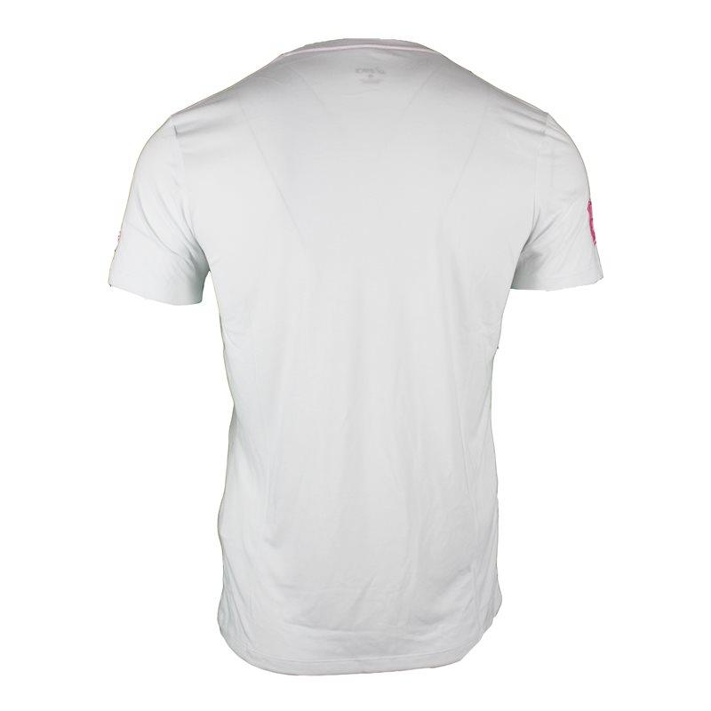 Stade Francais Rugby Graphic Top 2017 - Real White