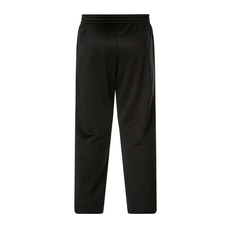 Boys Tapered Cuff Fleece Pant - Jet Black