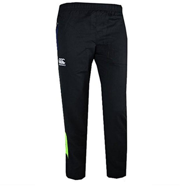 Canterbury Kids Vaposhield Woven Track Pants - Jet Black