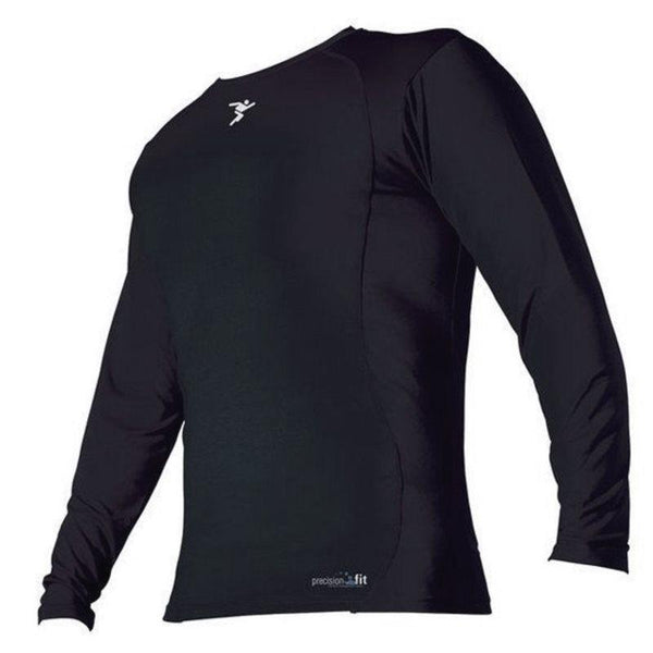 Precision Training Precision Essential Base Layer Long Sleeve Shirt - Black