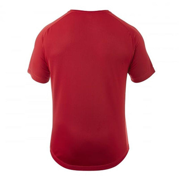Core Vapodri Superlight Poly Tee - Flag Red