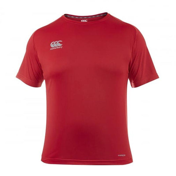 Canterbury Core Vapodri Superlight Poly Tee - Flag Red