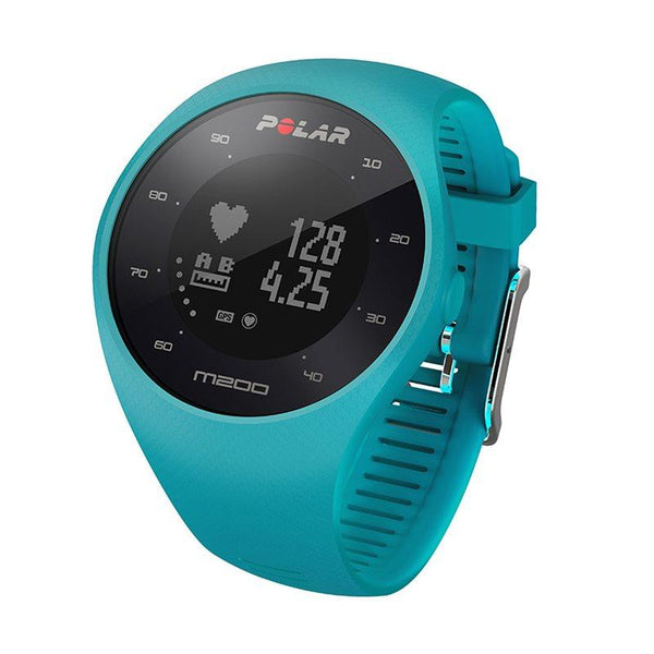 Polar M200 GPS Running Watch - Blue