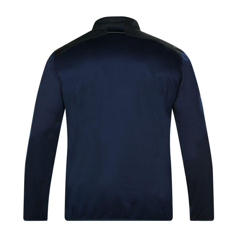 Thermoreg Spacer Fleece 1/4 Zip Run Top - Navy