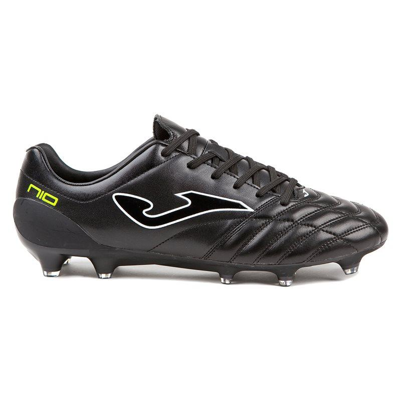 Numero 10 Pro 801 FG Football Boots - Black