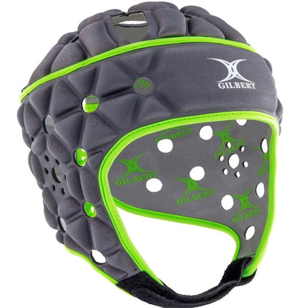 Gilbert Air Rugby Headguard - Metal