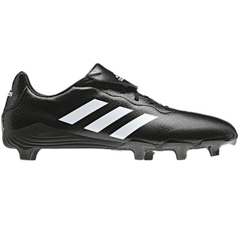 adidas Rumble Rugby Boots - Black