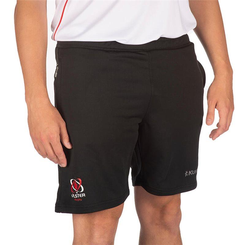 Ulster Rugby 18 Gym short  - Black