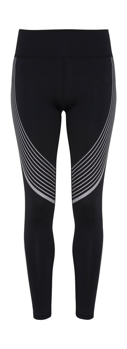 Ralawise Womens TriDri® performance reflective leggings