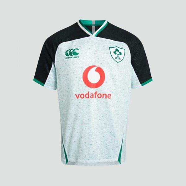 Ireland Rugby Vapodri Alternate Pro Jersey 19/20 - White/Bosphorus Marl