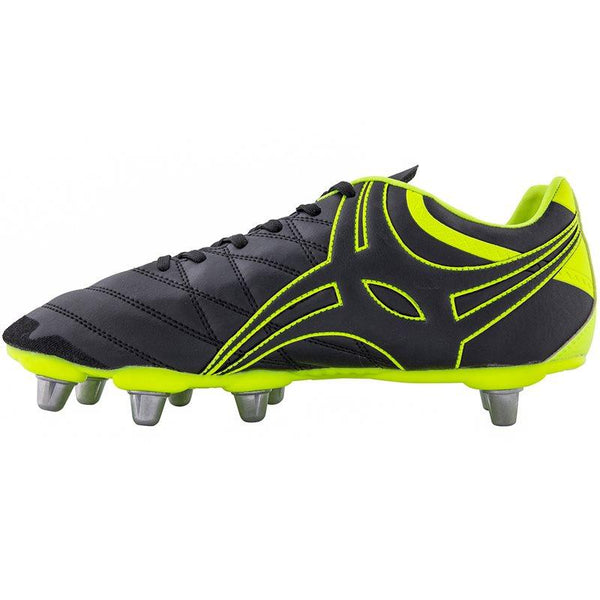 Gilbert S/Step X9 LO 6S  Rugby Boot