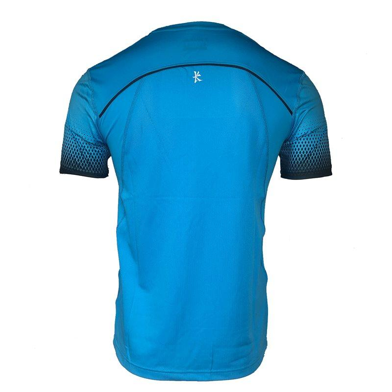 Ulster Rugby 2019 Technical Gym Tee - Blue
