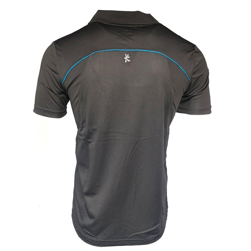 Ulster Rugby 2019 Mens Technical Polo - Grey