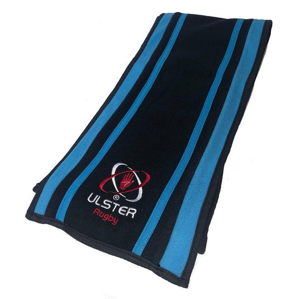 Kukri Ulster Rugby 2019  Ulster Fleece Scarf Col 1 - Black
