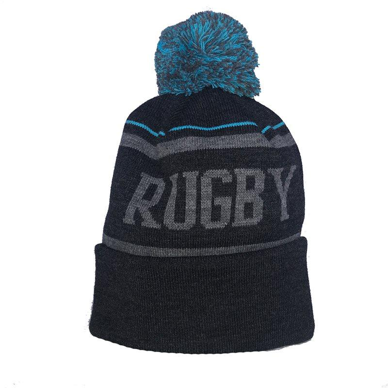 Ulster Rugby 2019 Ulster Bobble Hat Col 3 - Black